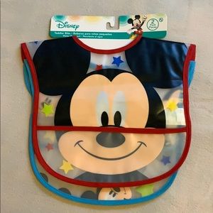 Disney toddler bibs
